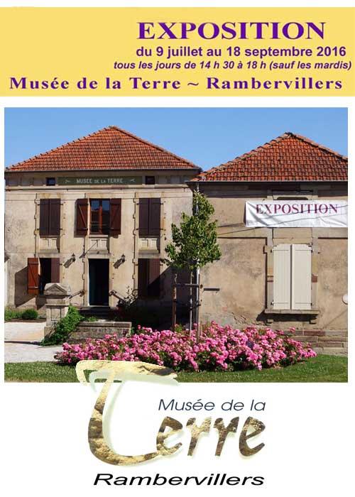 Bienvenue au Musée de la Terre de Rambervillers